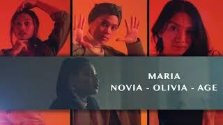Maria X Olivia X Novia X Agseisa - Bang Bang