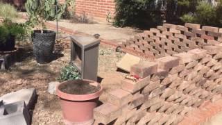 前院水泥走道跟水泥地工程紀錄