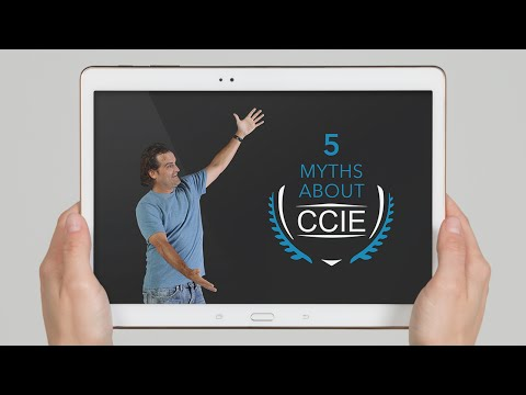 Top 5 CCIE Myths