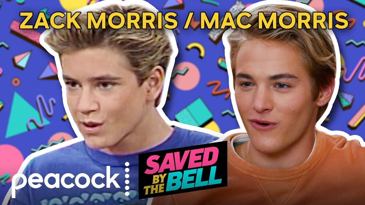 Download Like Father Like Son   Saved by the Bell