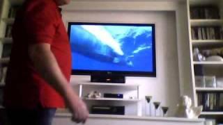 play eigenbau einer tv wand mit ambilight ersatz tv wand selber bauen tv wall selfmade cinewall. Black Bedroom Furniture Sets. Home Design Ideas