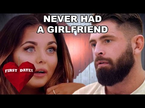 Scarlett Moffatt's Date Has Never Had A Girlfriend! | Celebrity First Dates