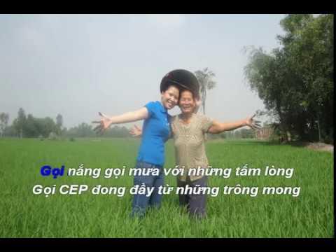 Bài ca CEP - Karaoke - Tổ chức tài chính vi mô CEP
