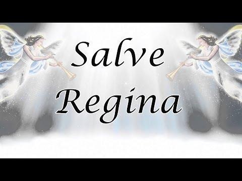 Salve Regina (en latín) - canto gregoriano (traducido)