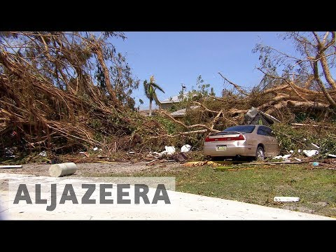 Marco Island cleans up as residents assess Hurricane Irma's damage