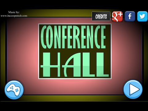 Conference Hall Walkthrough | Mirchi Games