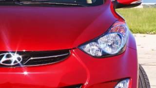 2011 Hyundai Elantra Limited First Test