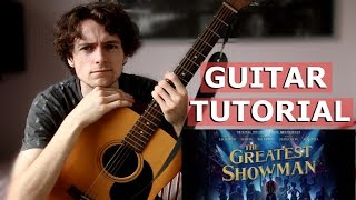 Download lagu The Other Side The Greatest Showman | Guitar Tutorial