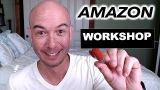 How to Write the PERFECT AMAZON REVIEW workshop