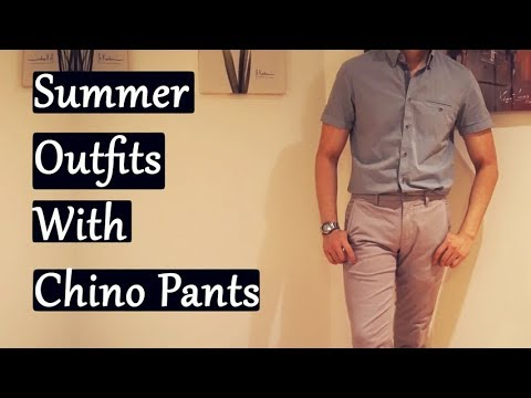 [VIDEO] – Giordano, Lacoste, Summer 2019 Casual Outfits For Men | Tristan Chinos