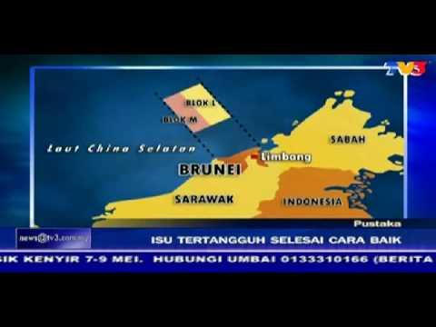 Perjanjian Persempadanan Malaysia Dan Brunei