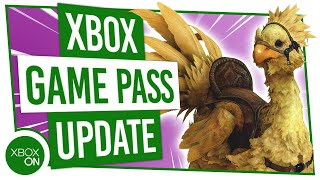 NEW Xbox Game Pass Update | Final Fantasy, Two Point Hospital + MORE