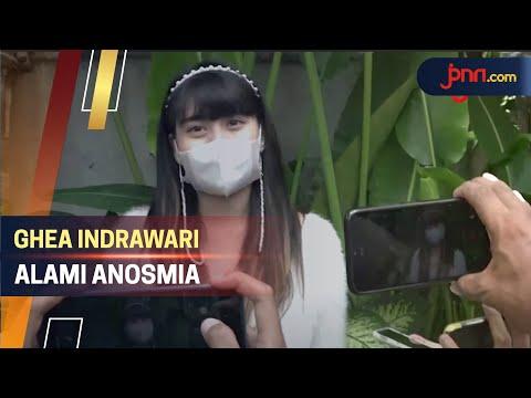 Positif Covid-19, Ghea Indrawari Mengalami Anosmia Parah
