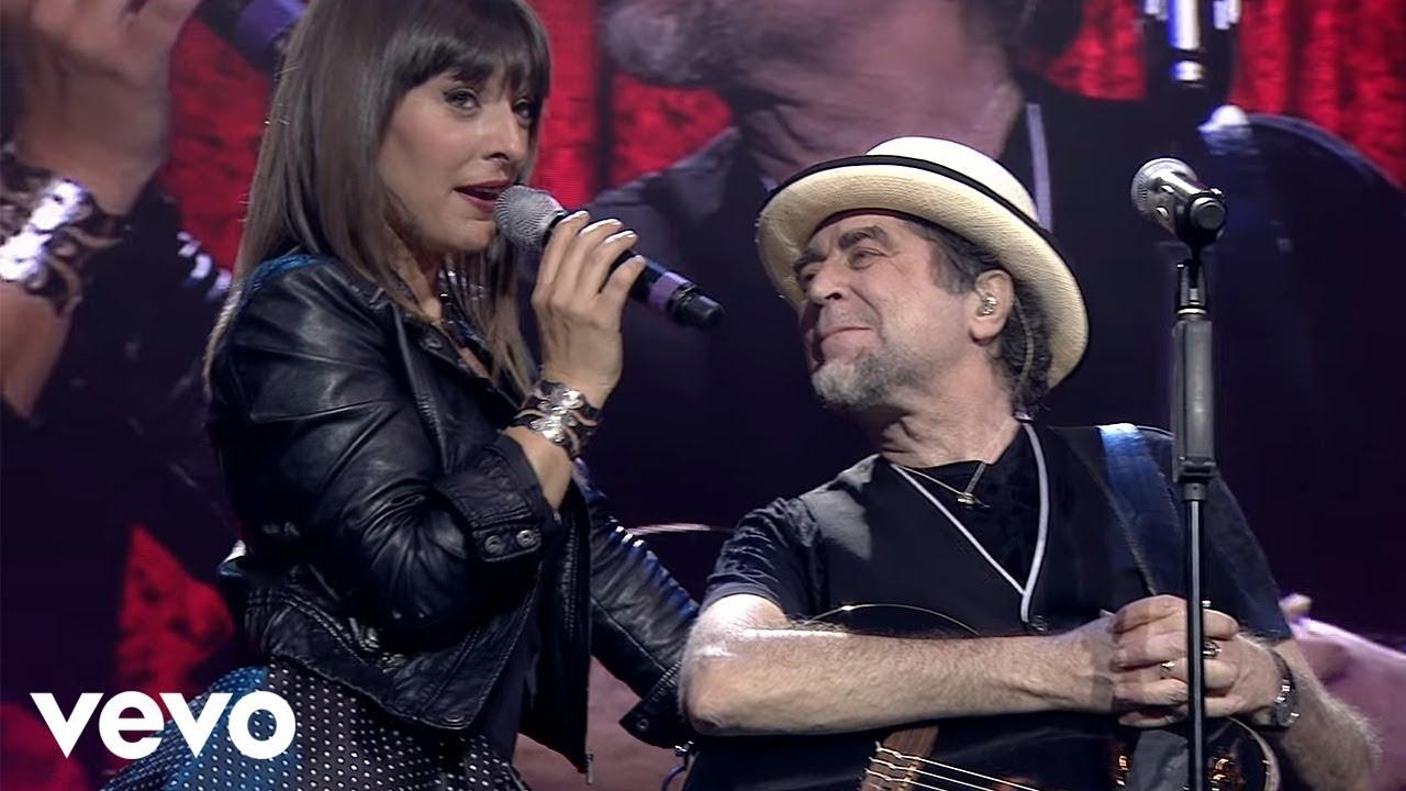 Joaquín Sabina Mara Barros Y Sin Embargo Te Quiero Y Sin Embargo Directo Youtube