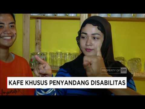 Kafe Khusus Penyandang Disabilitas Mp3
