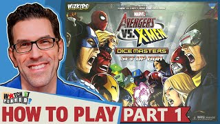 Marvel Dice Masters - How To Play