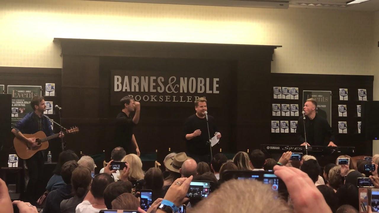 Waving Through A Window From Dear Evan Hansen Barnes Noble The