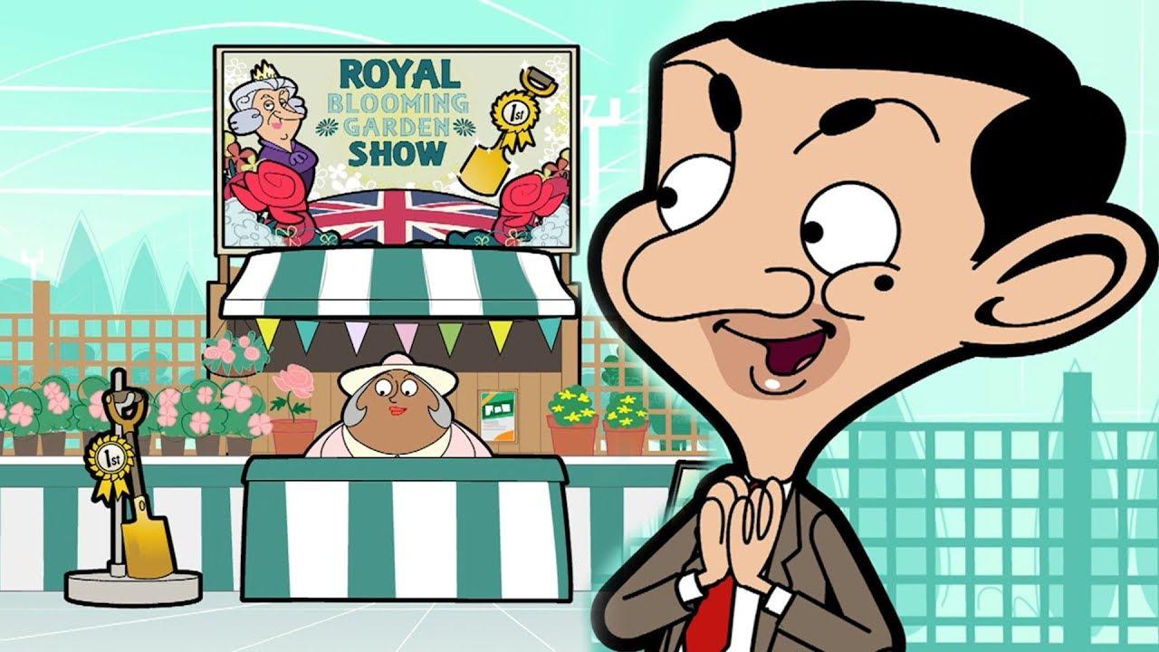 Mr.Bean Cartoon