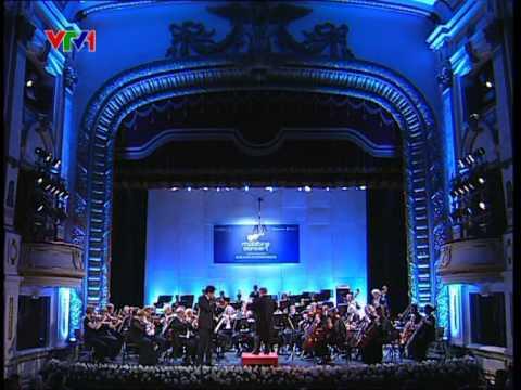 Berliner Symphoniker - Bùi Công Duy - Concerto Mi thứ - Mendelson - http://kto.vn Part01