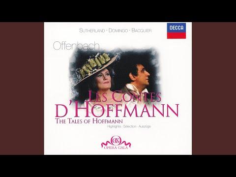 Offenbach: Les Contes d'Hoffmann - Adieu! Je ne veux pas te suivre