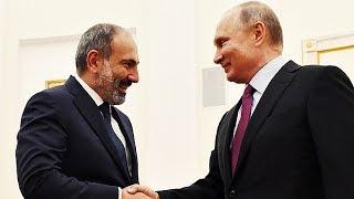 Смотреть видео Армянский ключ к власти России: вторая попытка онлайн