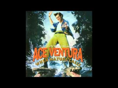 Ace Ventura: When Nature Calls Soundtrack - Robert Folk - Ace In Africa