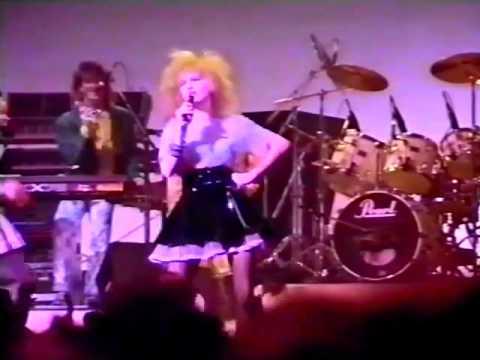 Cyndi Lauper - Iko Iko [1987] France (6)