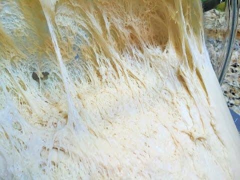 ДРОЖЖЕВОЕ ТЕСТО , лёгкое, пышное, нечерствеющее, для булочек,  пирожков и пирогов (Dough for Pies)
