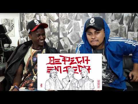 Jhony & Dario REACT - Matuê - De Peça em Peça feat. Knust & Chris Mc