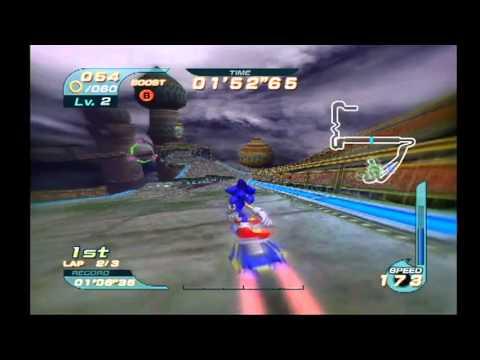 Sonic Riders: Babylon Garden
