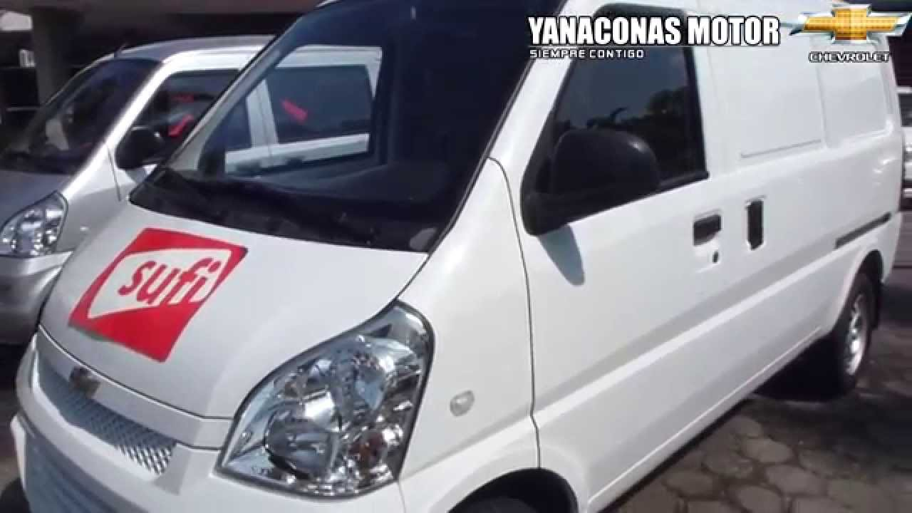 41e4e9273ad829 2013 chevrolet Van N300 Max Cargo modelo 2013 al 2014 colombia - YouTube