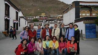 20160605 快樂西藏行第7日(澤當-雅魯藏布江觀景台、藏族家訪、札什倫布寺-日喀則)