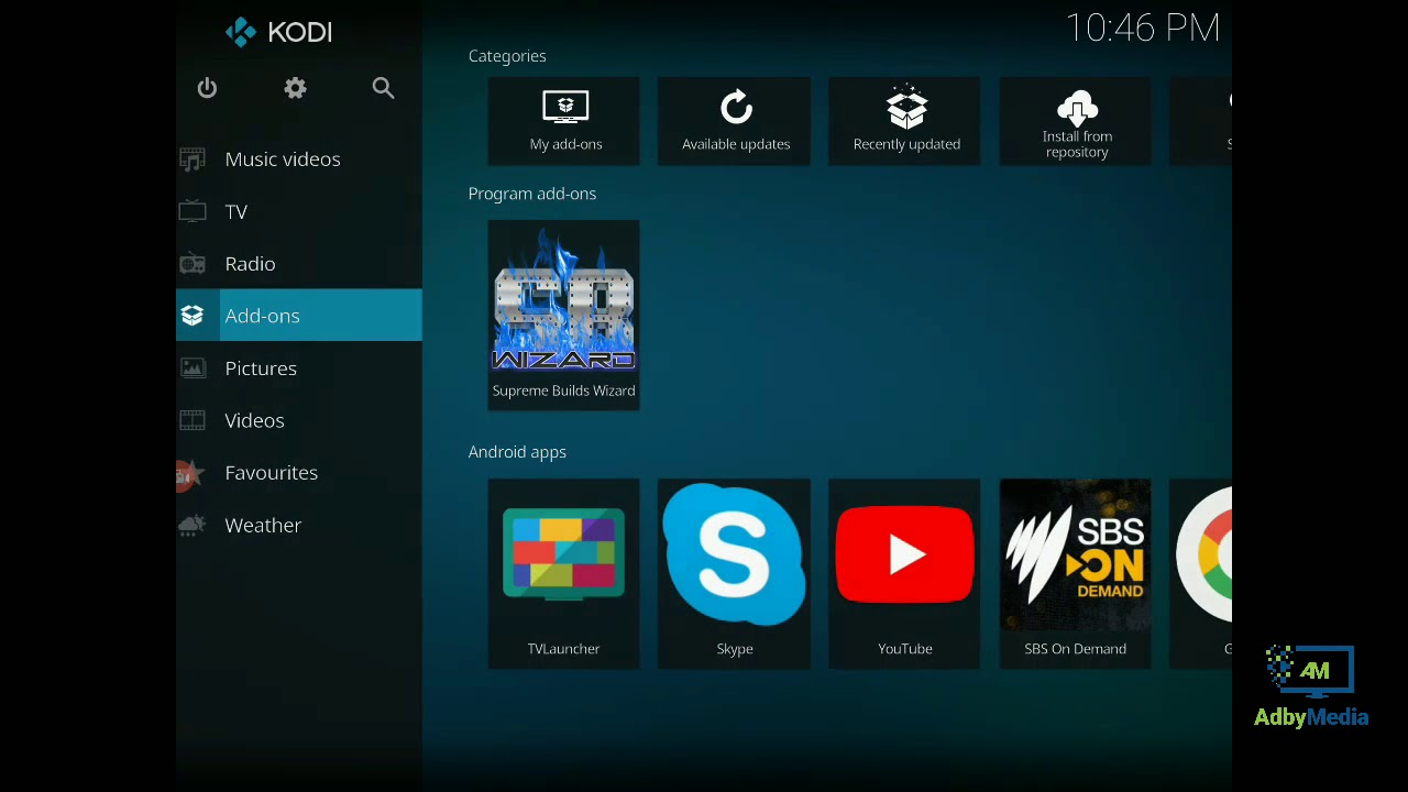 HOW TO INSTALL KODI ON ANDROID TABLET COMPLETE PART 2