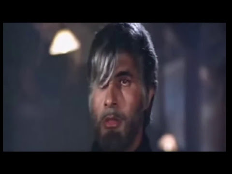 Best dialogue of Mr Bachchan in his career Shahenshah