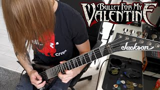 Bullet For My Valentine - Pleasure and Pain (Guitar Cover)