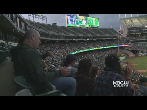 A's Use Tweets To Fill Stadium Seats