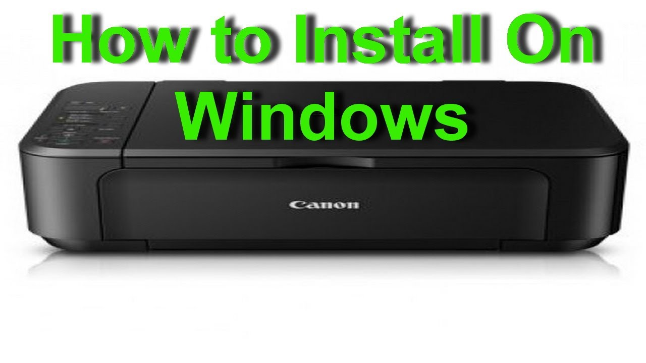 Canon Pixma E510 Install On Windows Preview Multifunction Inkjet Printer