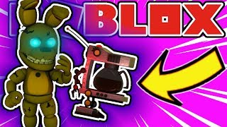 How To Get Hyper Active, I Will Put You Back Together, Adventure Badge Roblox FNAF RP Rotting Away
