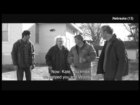 "【spoiler】Nebraska (clip16 part2) ""The vultures"""