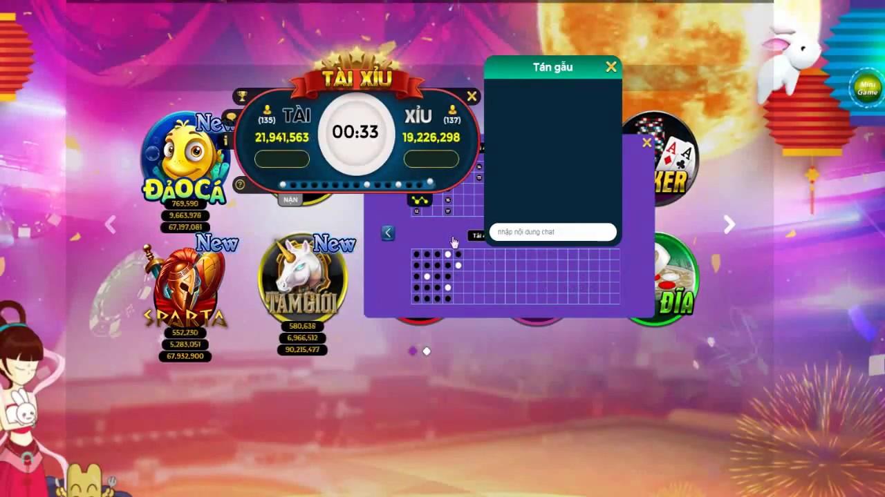 Tài Xỉu game bài VIP52 - kèo 100k và cái kết không tưởng :))
