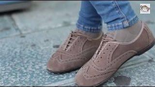 a4143df2e45 Zapatos Blucher Niña y Mujer - Calzado tipo Oxford Pisamonas Zapatería  Online