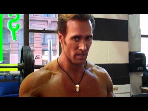 Mike O'Hearn Power Bodybuilding Series Week 8