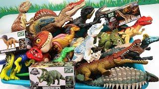 3 Dinosaur BOX Dinosaur Lego, Jurassic World Dino, New Mini Figure 공룡 브라키오사우루스