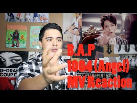 B.A.P - 1004(Angel) MV Reaction | JRE