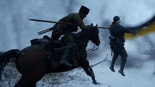 IN THE NAME OF THE TSAR DLC UNLOCKING ALL! BATTLEFIELD 1 LIVE PS4 MULTIPLAYER GAMEPLAY!
