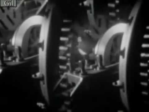 Metropolis - il film muto vanto degli Illuminati (TK-prod) sintesi