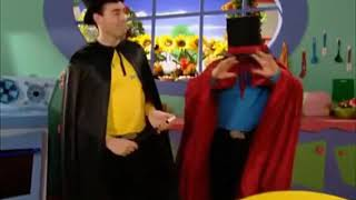 The Wiggles Anthony Tries To Become A Magician