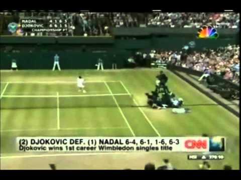 Dr Nelson's EPFX Success with Novak Djokovic, #1 World Tennis Pro