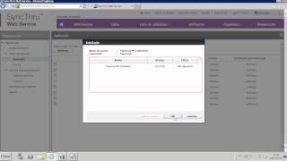 Instalação e configuração do PaperCut Embarcado no equipamento Samsung