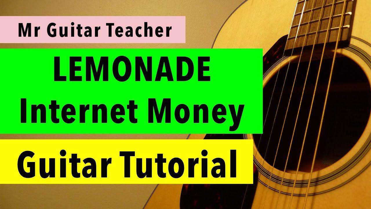 Lemonade - Internet Money - ft. Don Toliver, Gunna & Nav ...